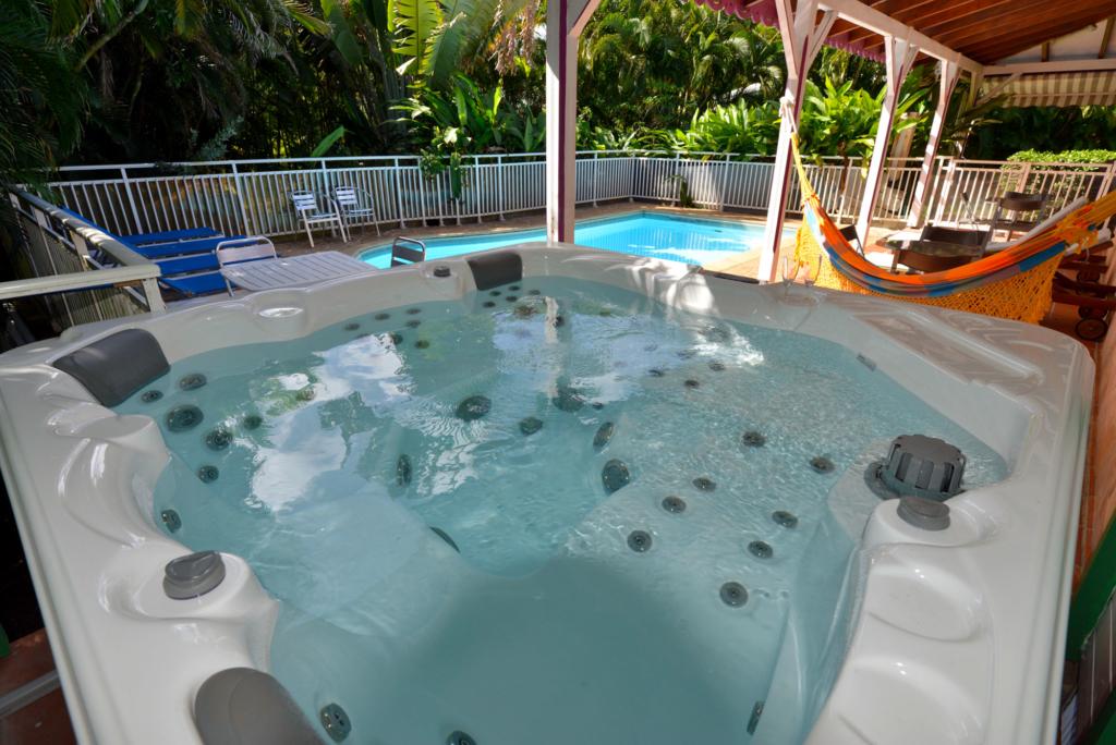 Spa & piscine privés Safran
